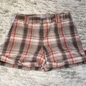 💋 4/$30 Apt 9 plaid shorts